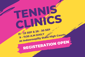 Tennis Clinics
