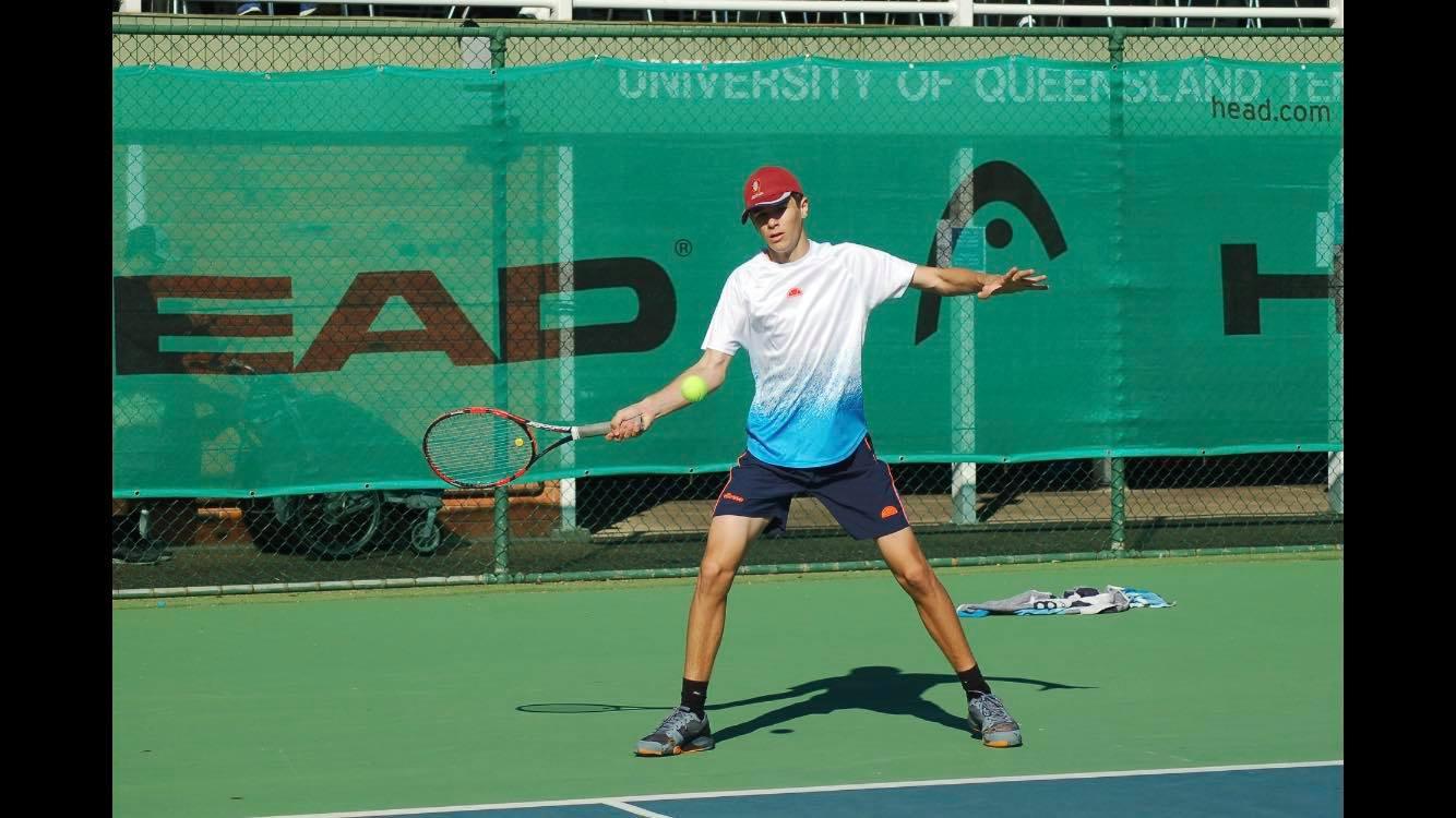 LifeTime Tennis Legends: Finn Macnamara