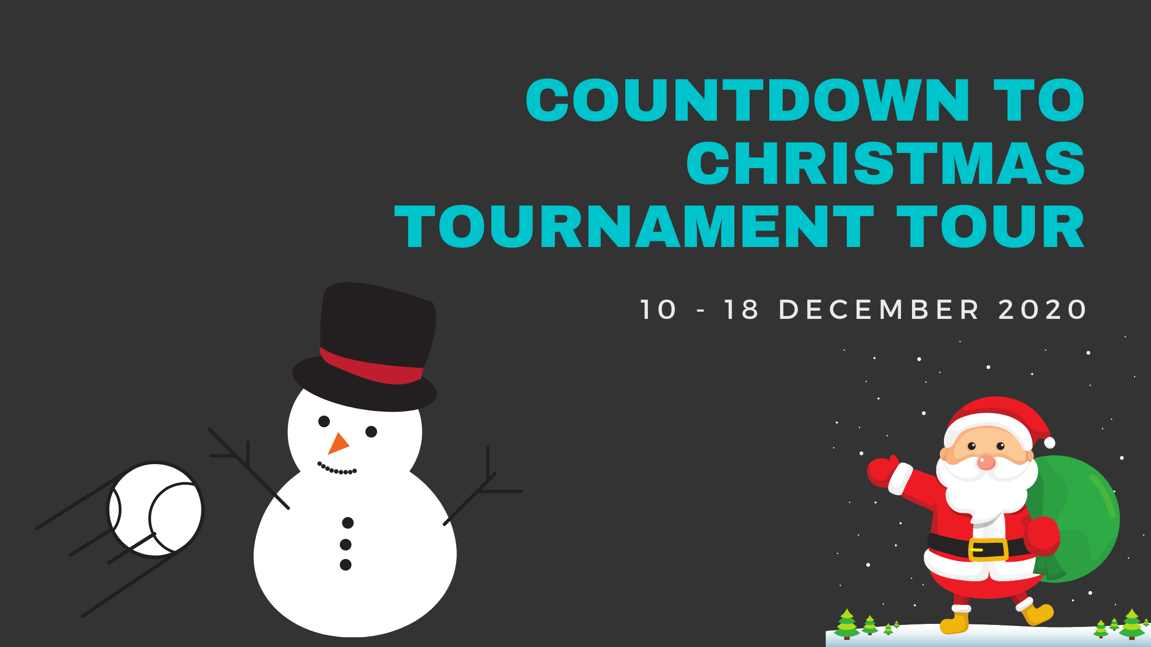 Countdown to Christmas Tournament Tour