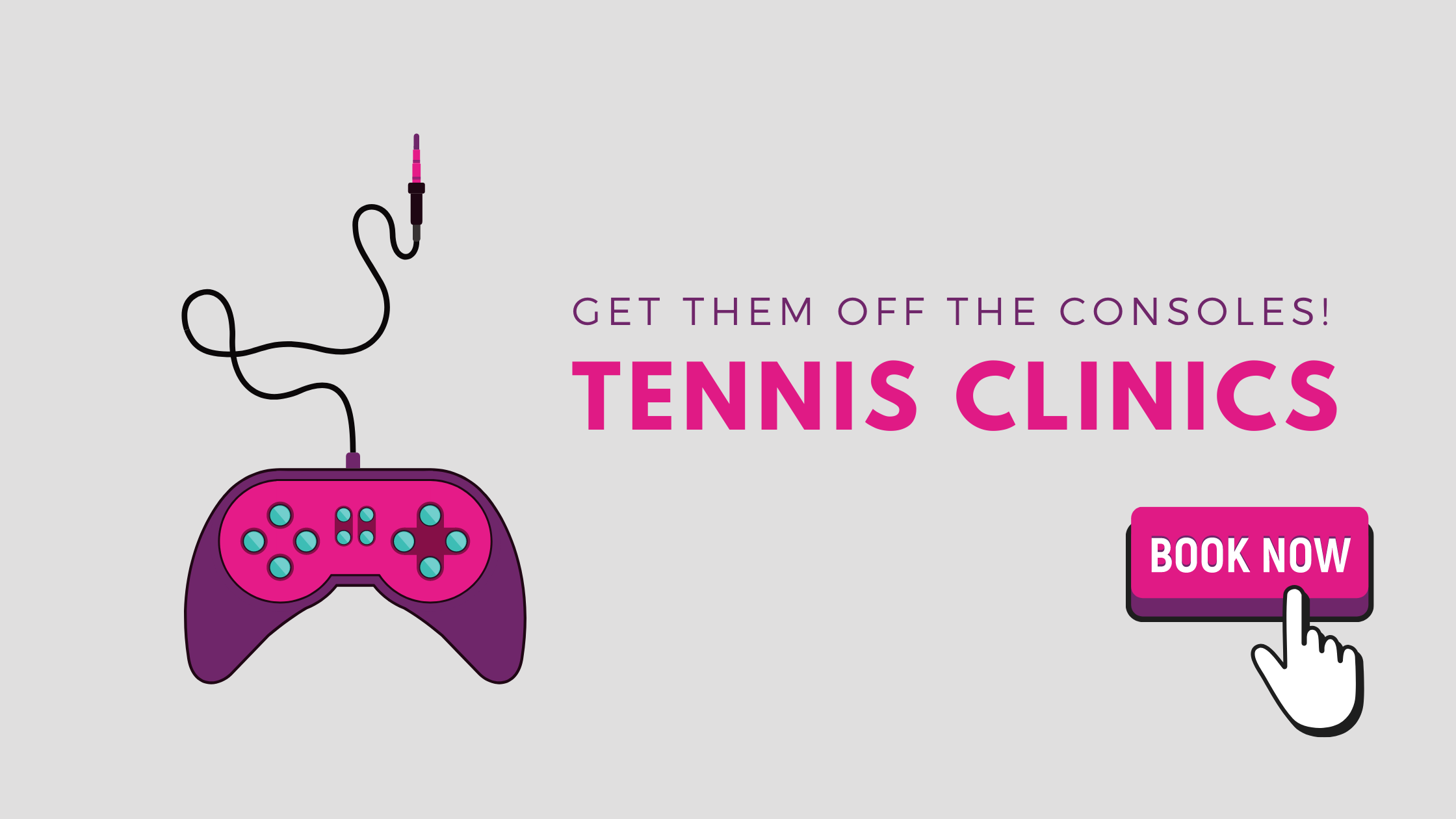 Holiday Tennis Clinics