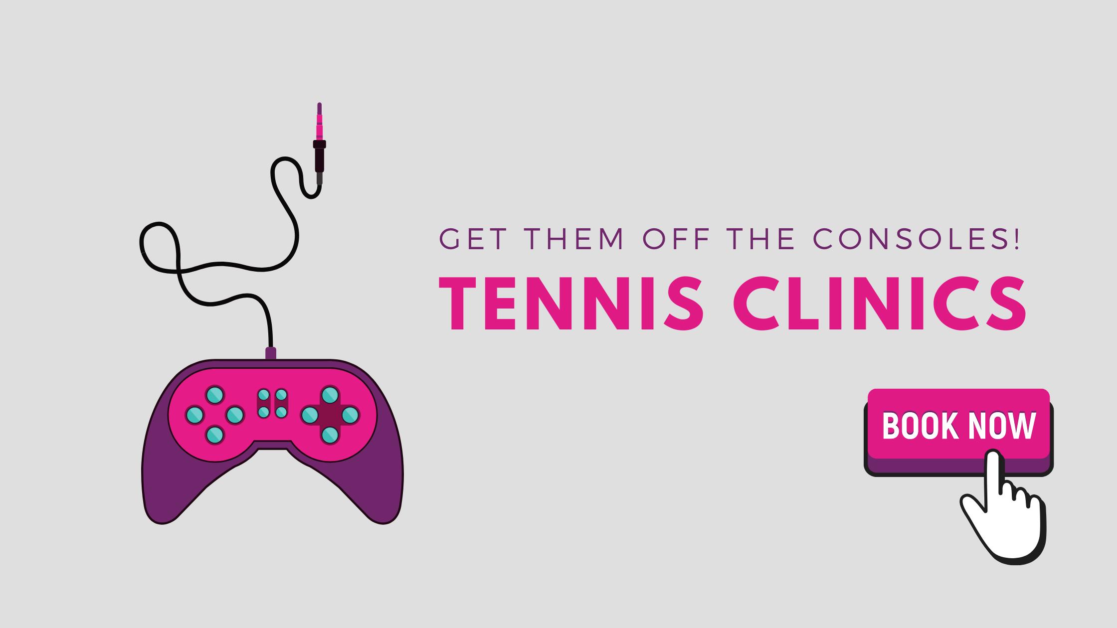 Holiday Tennis Clinics