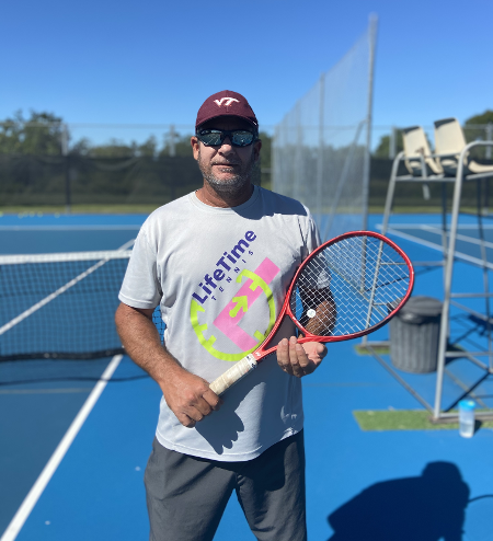 The LifeTime Tennis Team: Heath Denman