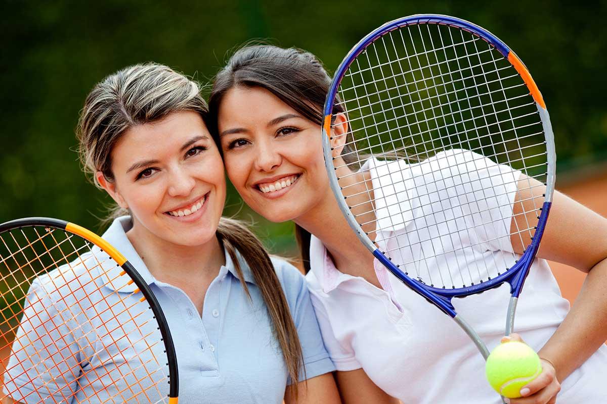 Social Tennis 6:45 - 8:15 pm